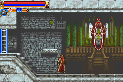 Castlevania HOD - Revenge of the Findesiecle - Boss 1 full form - User Screenshot